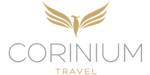 Corinium Travel Logo