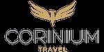 Corinium Travel Logo